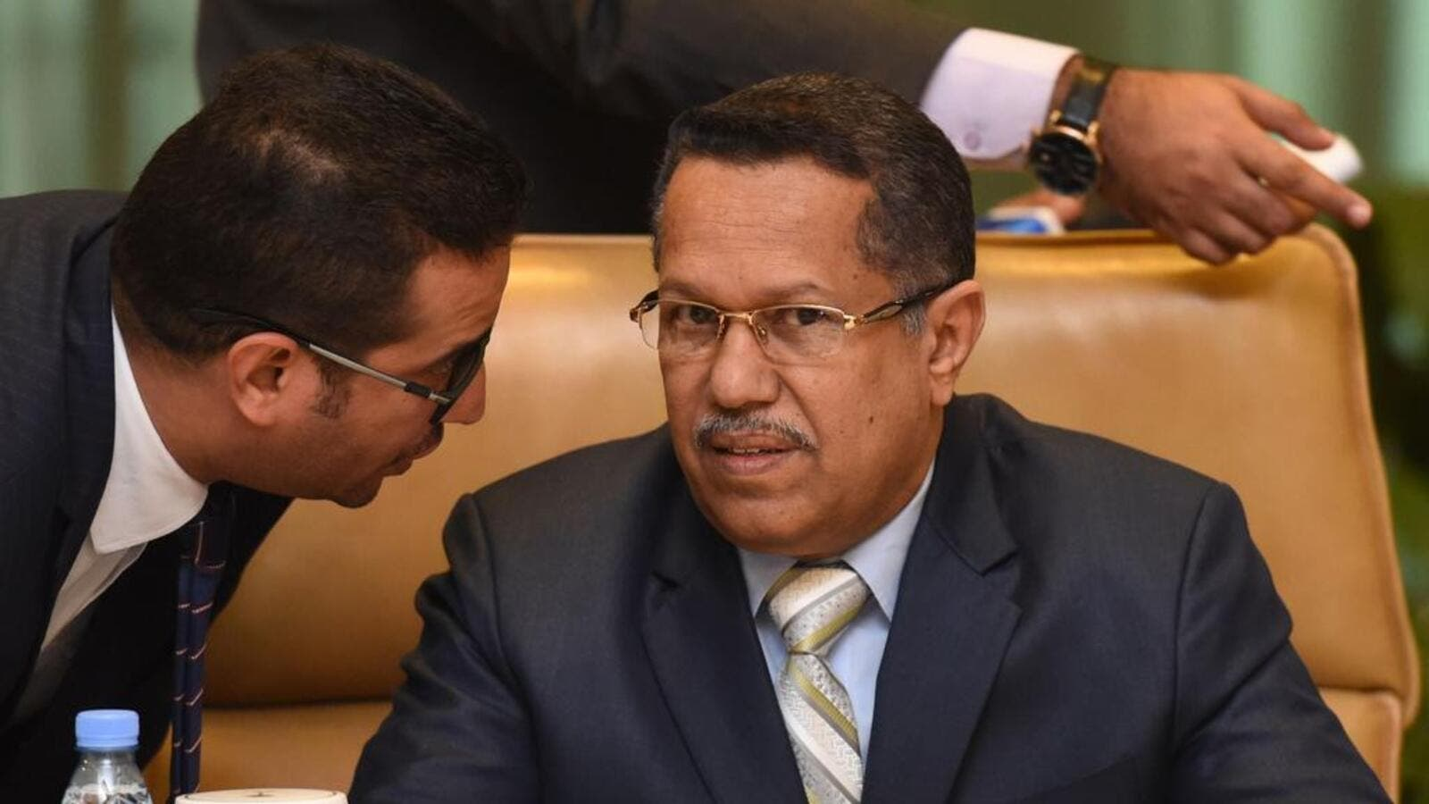 Prime minister Ahmed bin Dagher has claimed victory in war against Houthis in Yemen's western Al-Hudaydah province. (AFP/ File Photo)