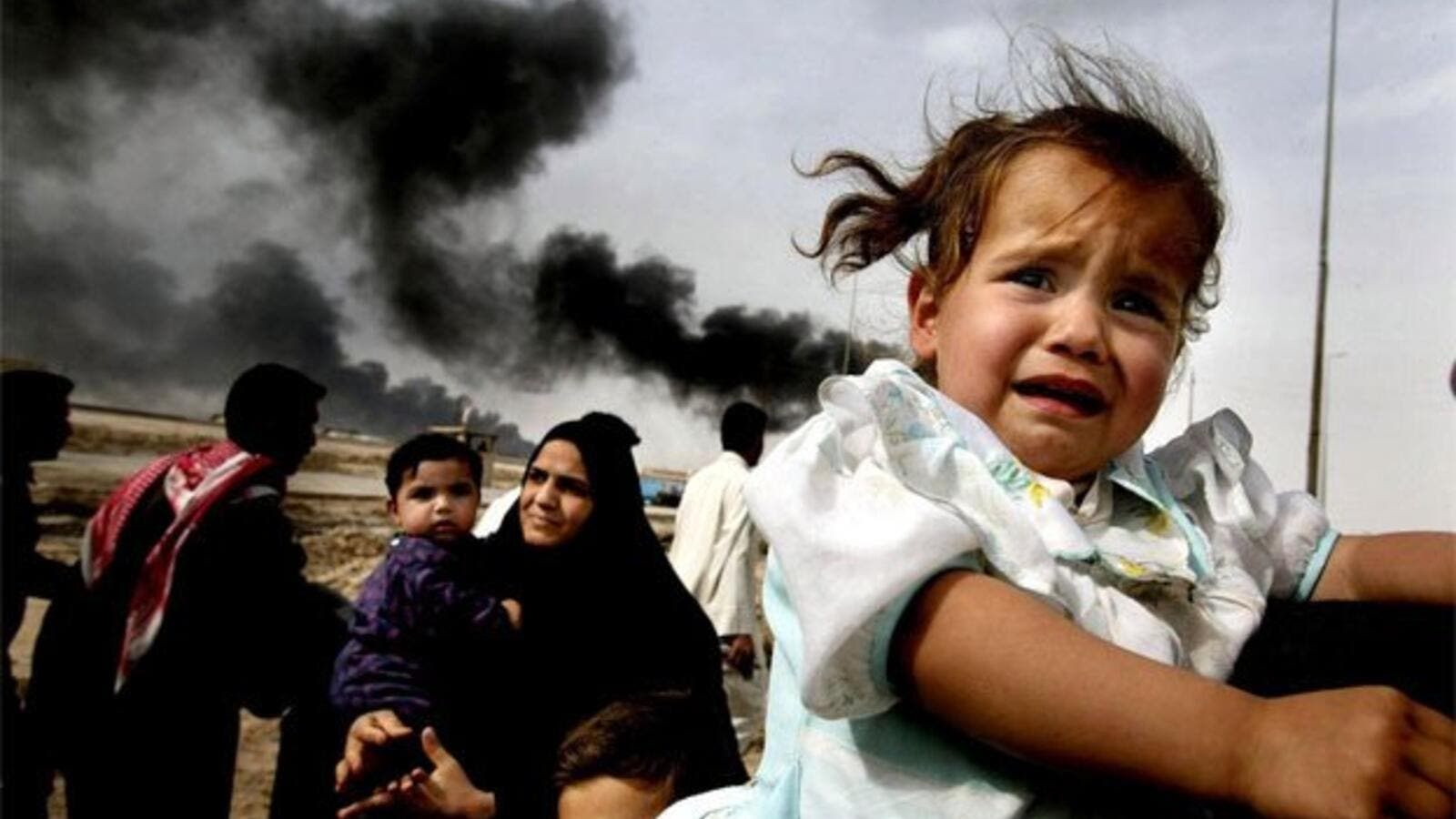 The Iraqi Ministry of Human Rights reported 4,722 people have been killed since June 2014. (AFP/File)