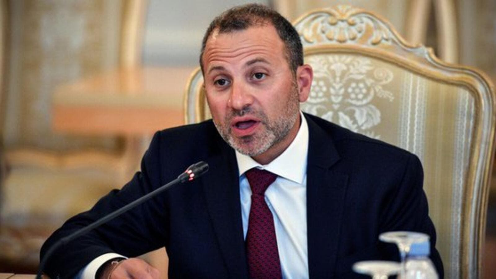 Foreign Minister Gebran Bassil  (Twitter)