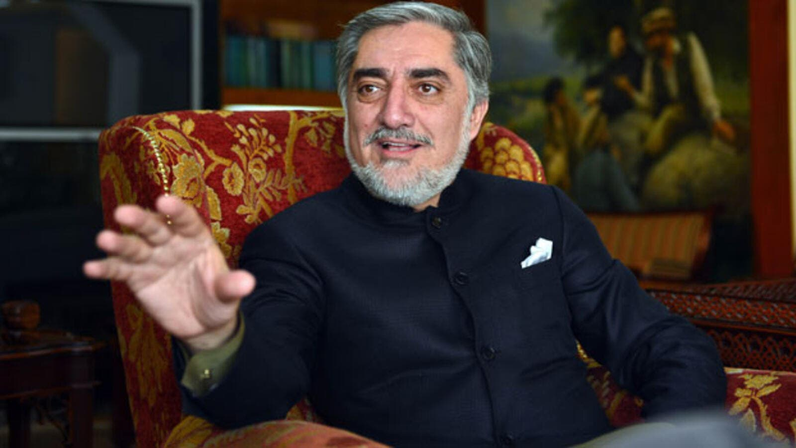Afghanistan's Chief Executive Officer Abdullah Abdullah said that the government want to launch a council on peace and reconciliation. (AFP/ File Photo)