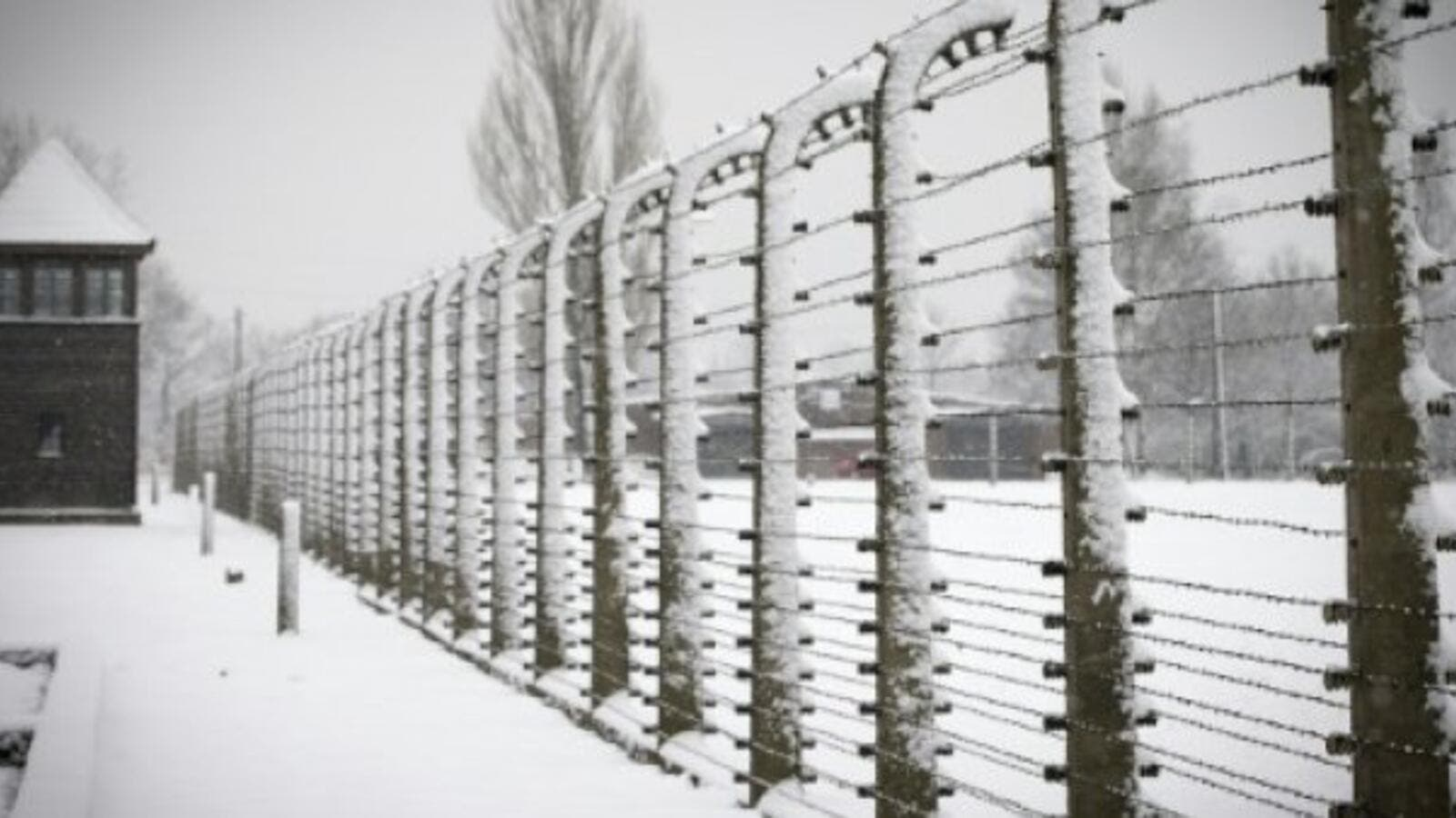 The Auschwitz concentration camp was a network of concentration and extermination camps built and operated by Nazi Germany in occupied Poland. (AFP/File Photo)
