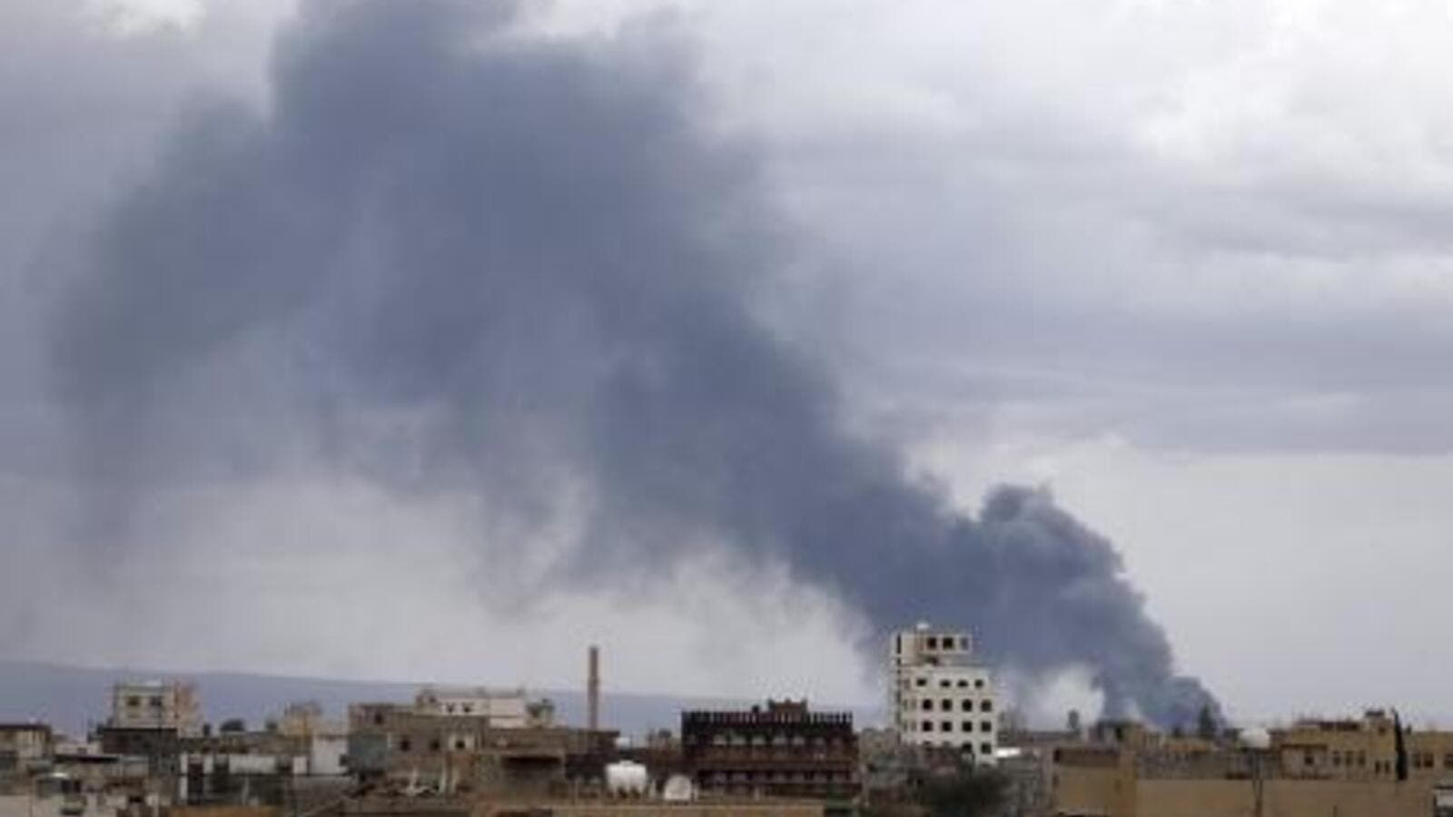 Saudi Arabia has conducted thousands of airstrikes in Yemen over the past four months. (AFP/File)