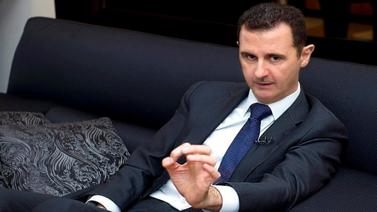 The Assad regime was one of several governments and lawmakers in the Middle East to address Tehran's nuclear framework deal with world powers, which has drawn criticism most prominently from Israel's Benjamin Netanyahu and Iranian hard-liners. (AFP/File)