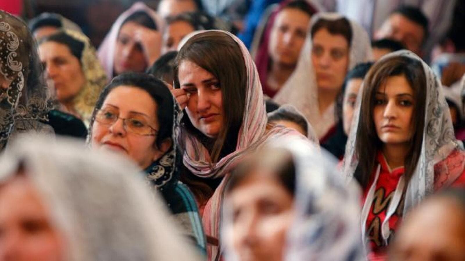 Around 140-150 Assyrians are believed to remain in captivity. (Al Bawaba/File)