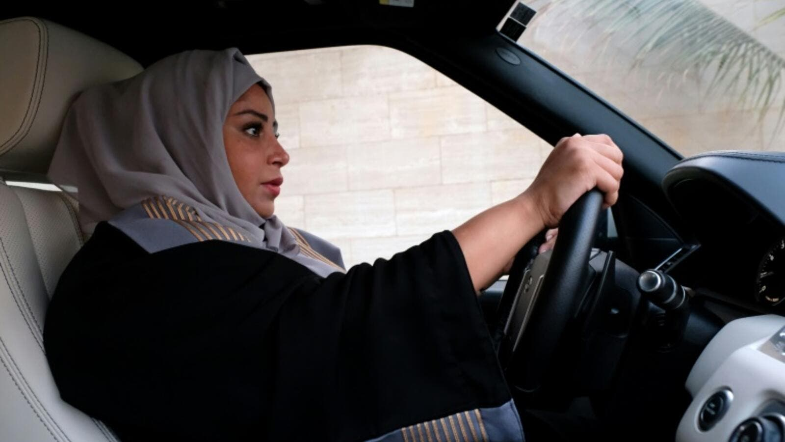 Saudi Arabia on Tuesday said it would allow driving permits for women under a royal decree to take effect in June, sparking euphoria and disbelief among activists who long fought the ban (AFP/File Photo)
