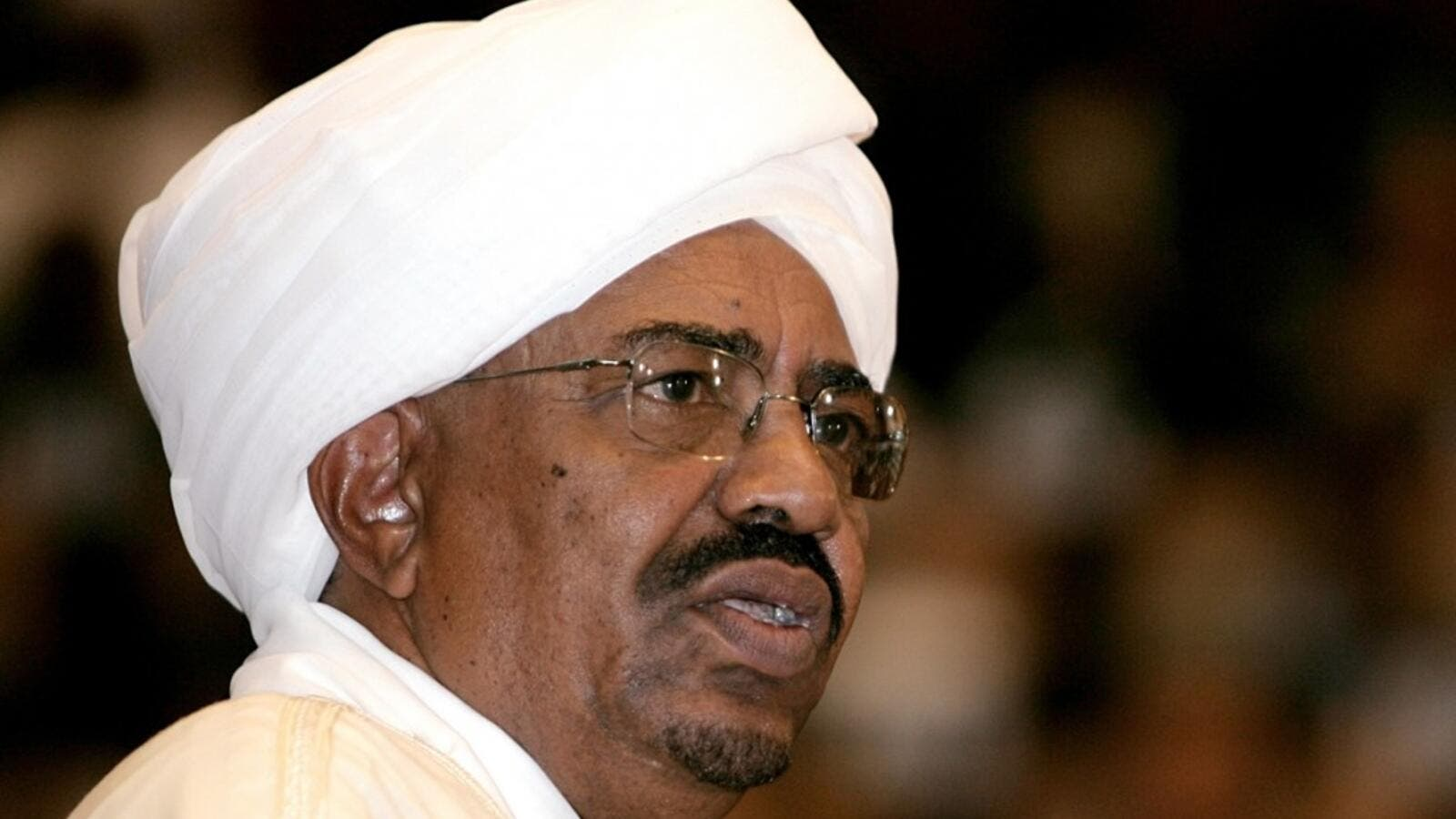 Sudanese President Omer al-Bashir Thursday Castigated the U.S. policy in the Middle East region (AFP)