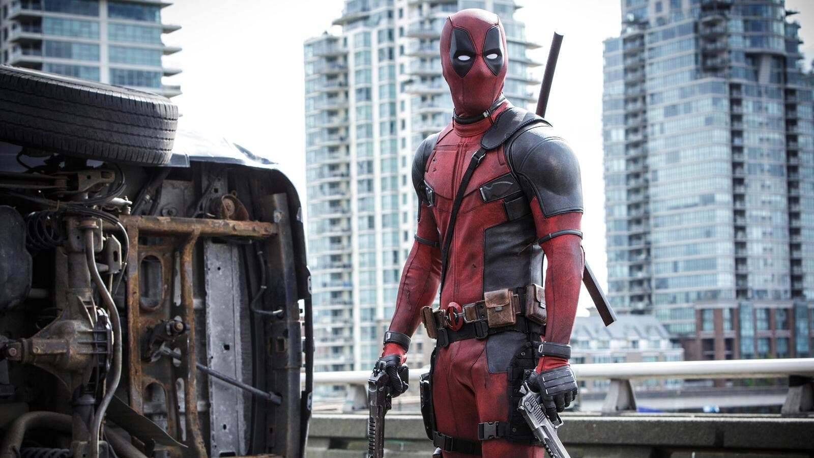 Film buffs are abuzz with Deadpool around the world. (Foxmovies.com)