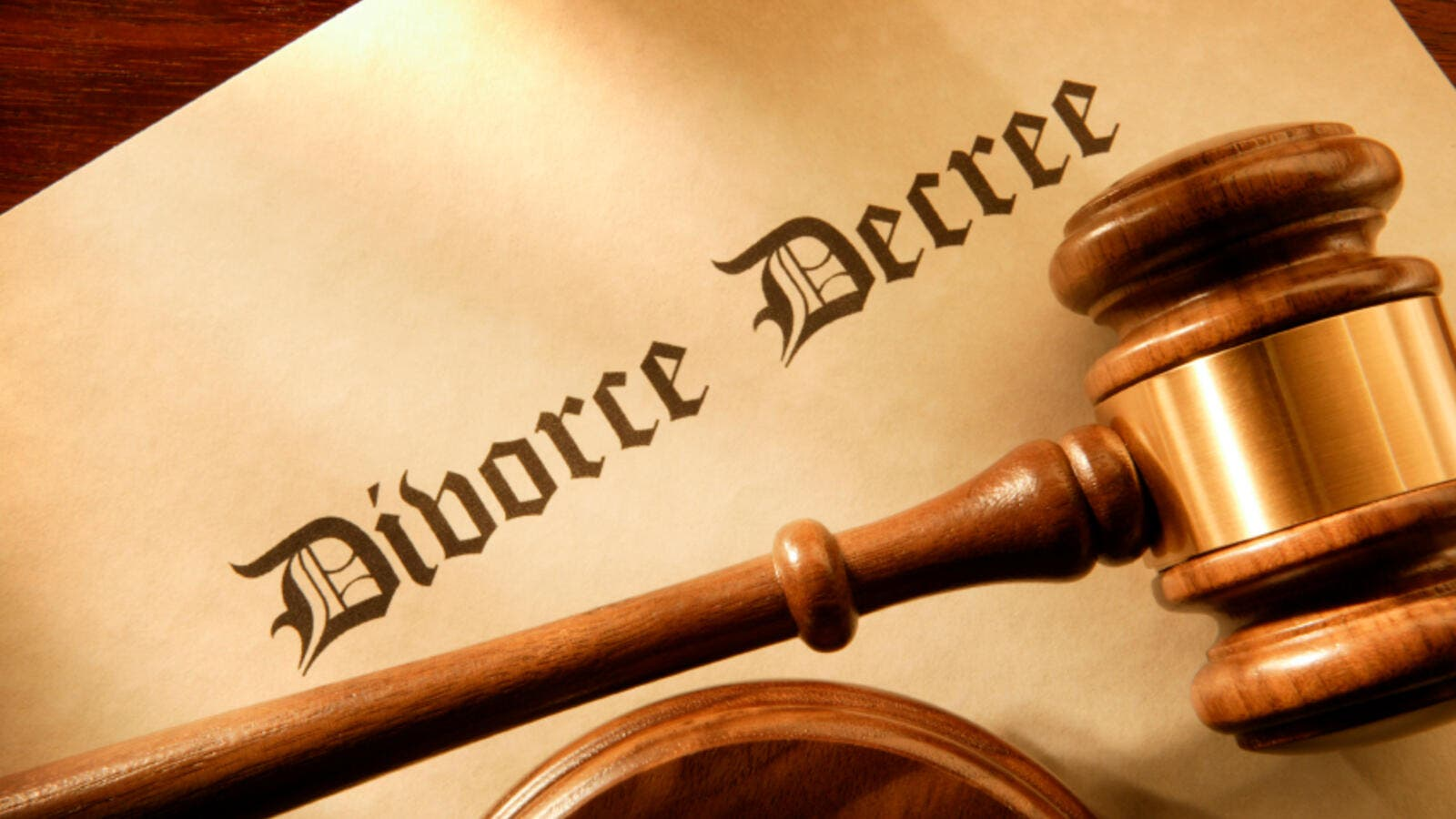 Divorce rates are on the rise in UAE. (Shutterstock)