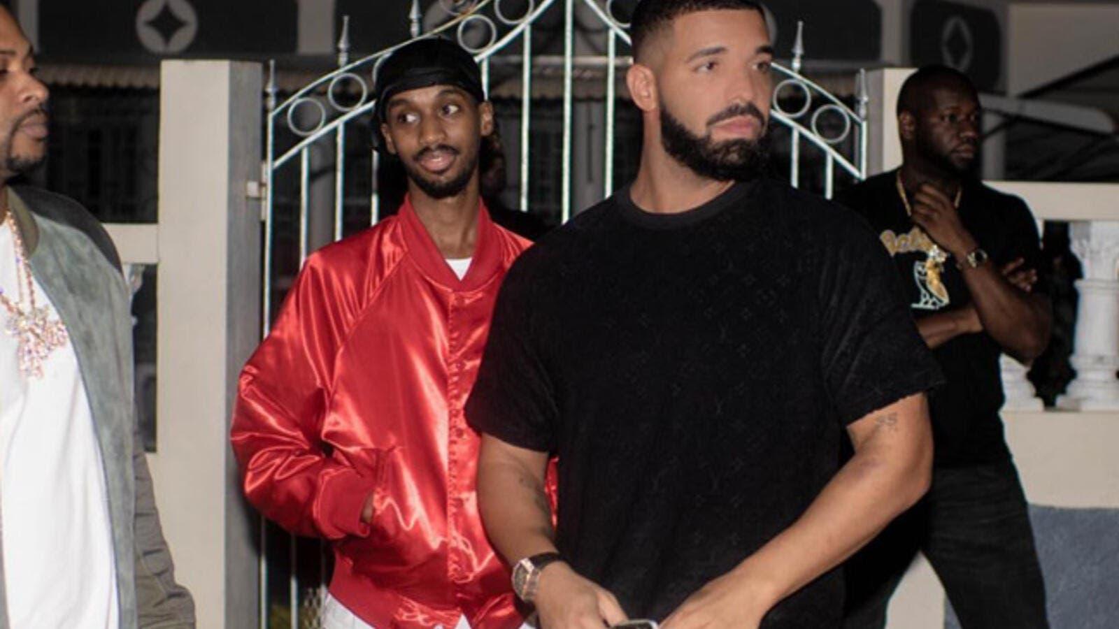 Drake is Proud of His Son's Art Talents | Al Bawaba