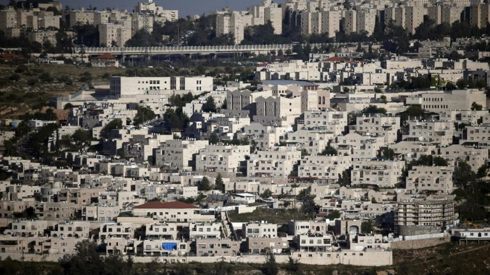 Several attacks were reported within hours of each other Tuesday morning across Jerusalem and outside Tel Aviv.  (AFP/File)