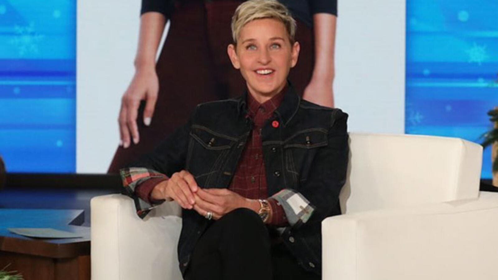 Ellen takes to the stage for her first stand-up special in 15 years (Source: theellenshow / Instagram )