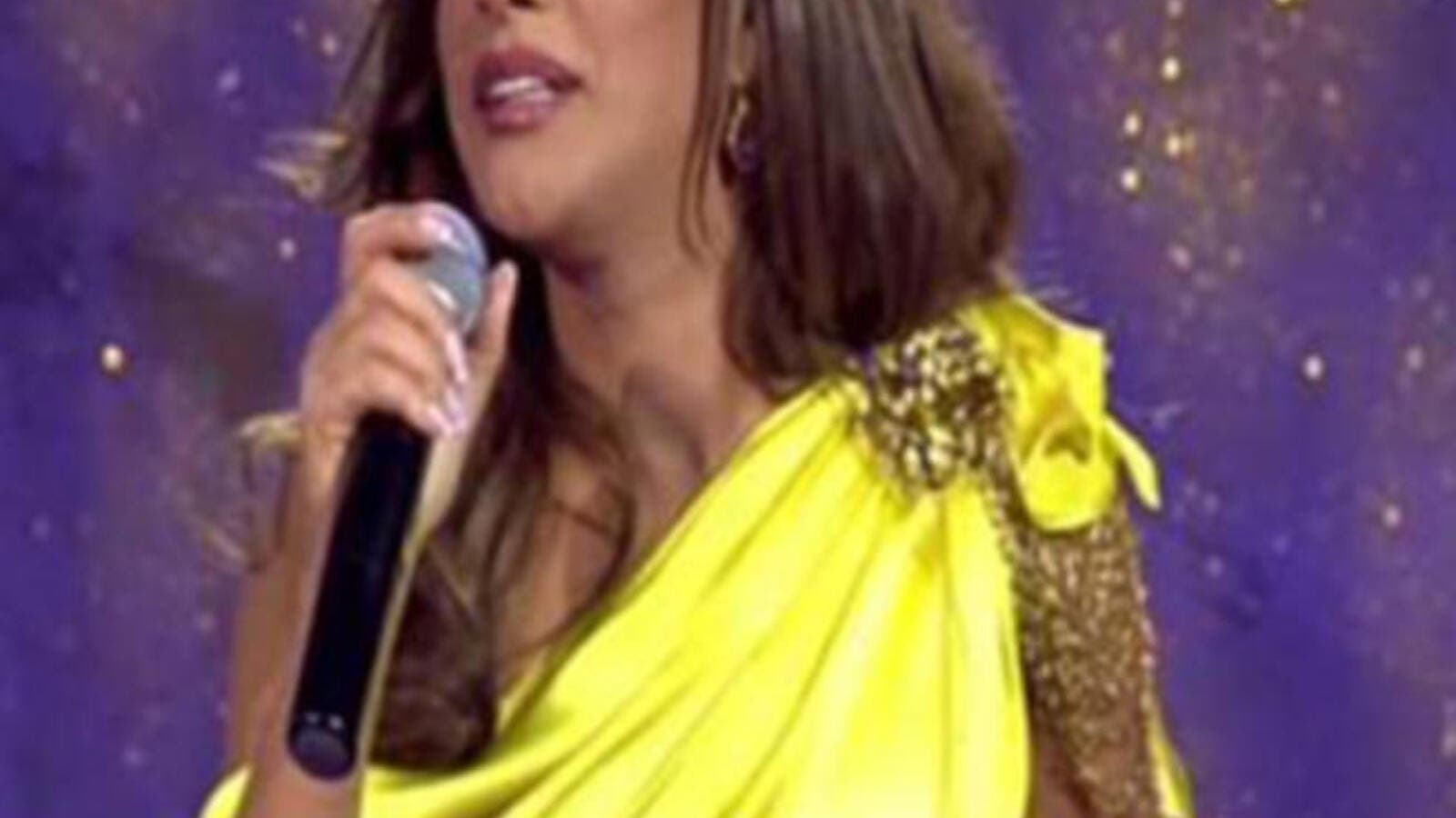 Najwa Karam judges for Arab Talent