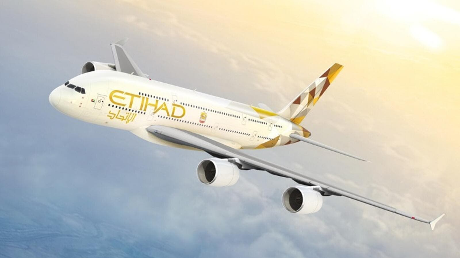Etihad posts disappointing results for 2016. (File photo)