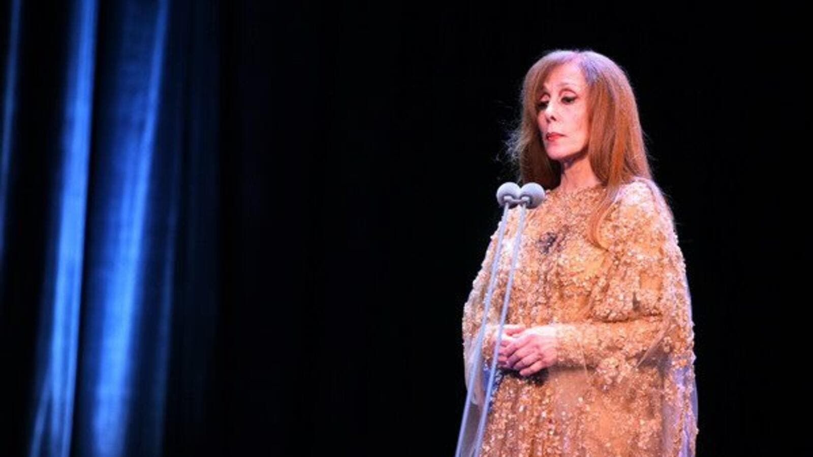 In the Arab world, Fairouz is known as 'Our Ambassador to the Stars.' (Facebook)