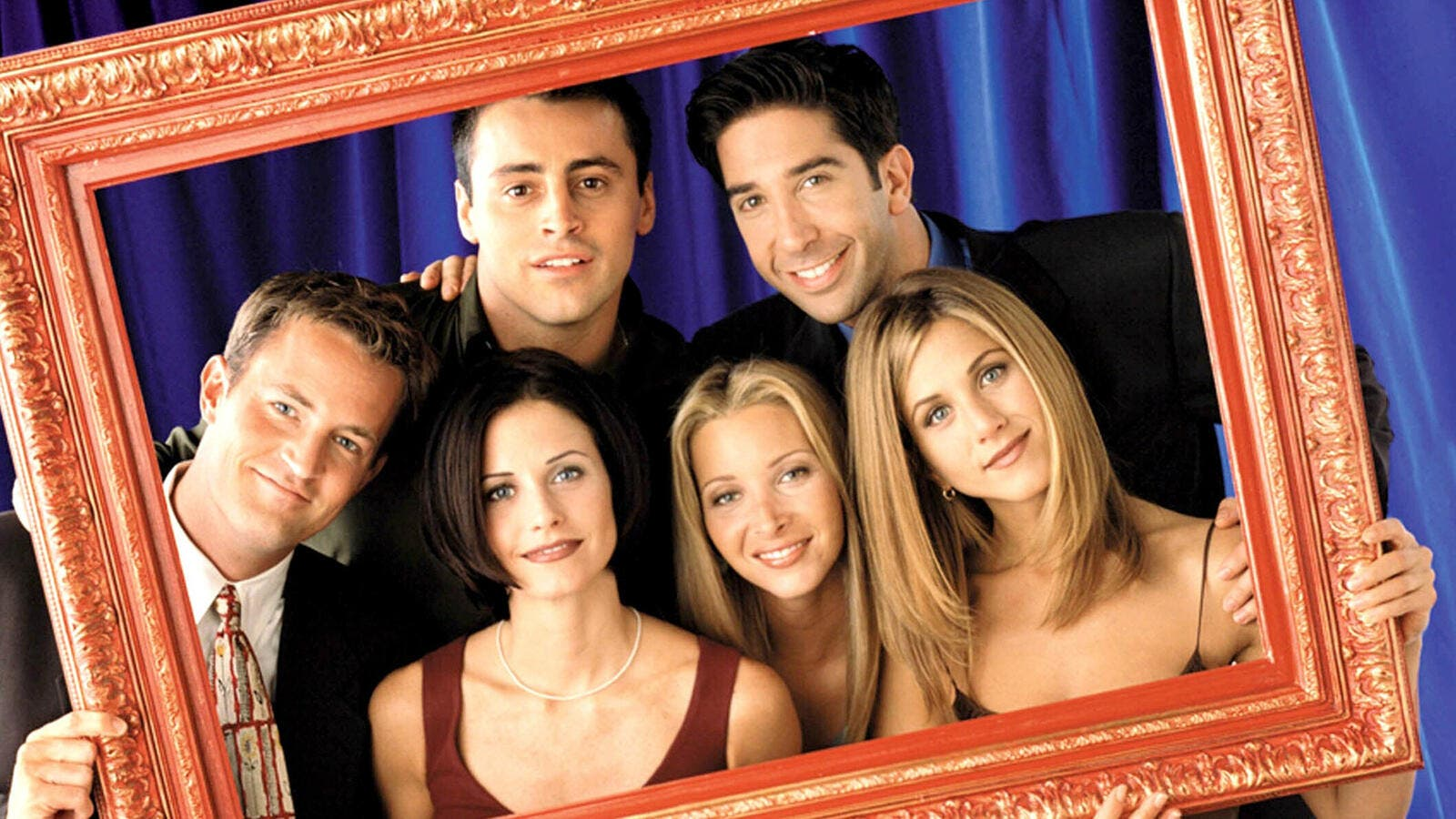 The 'Friends' are reuniting for a special tribute episode next month. (File photo)