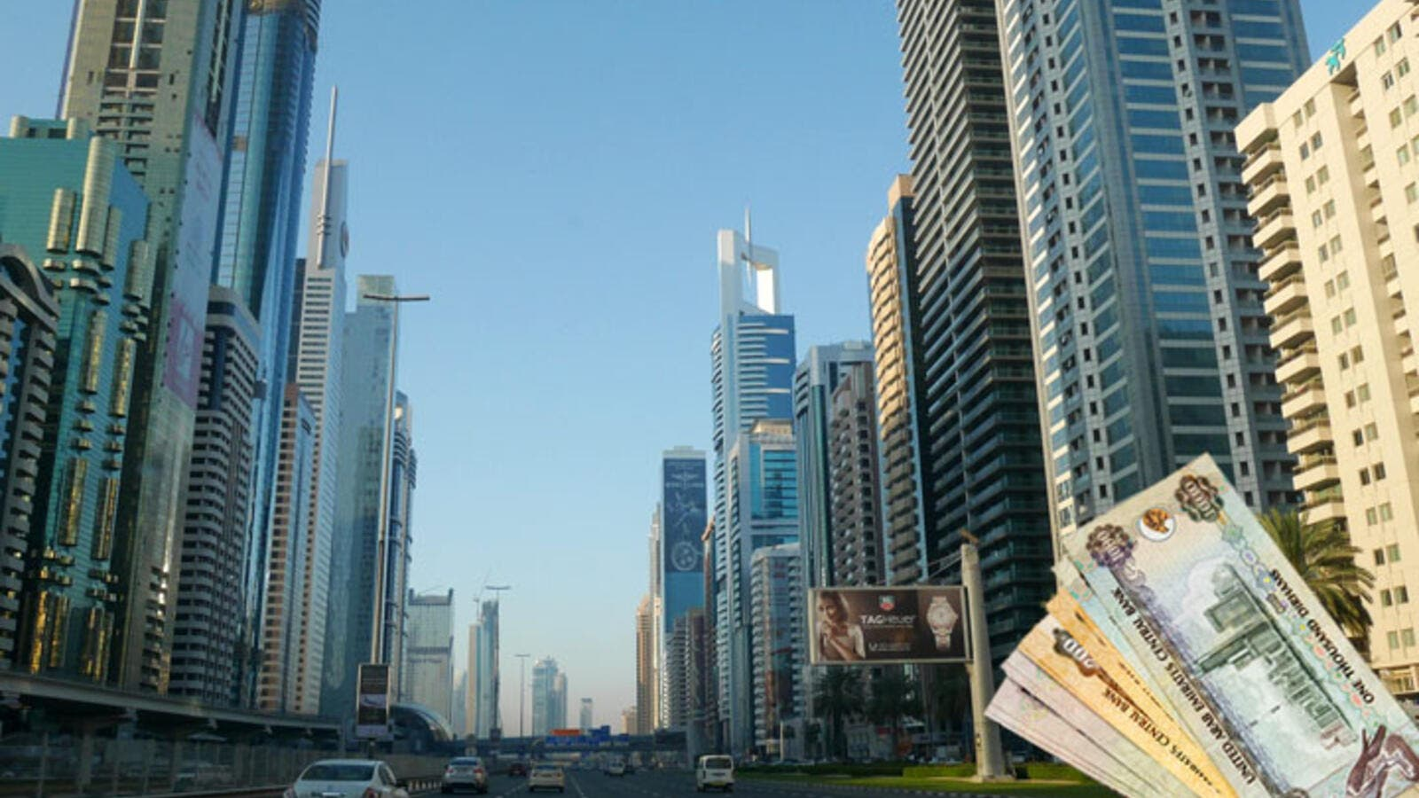 the UAE is on course to witness an exponential growth in the number of millionaires living in the country by 2025. (File photo)