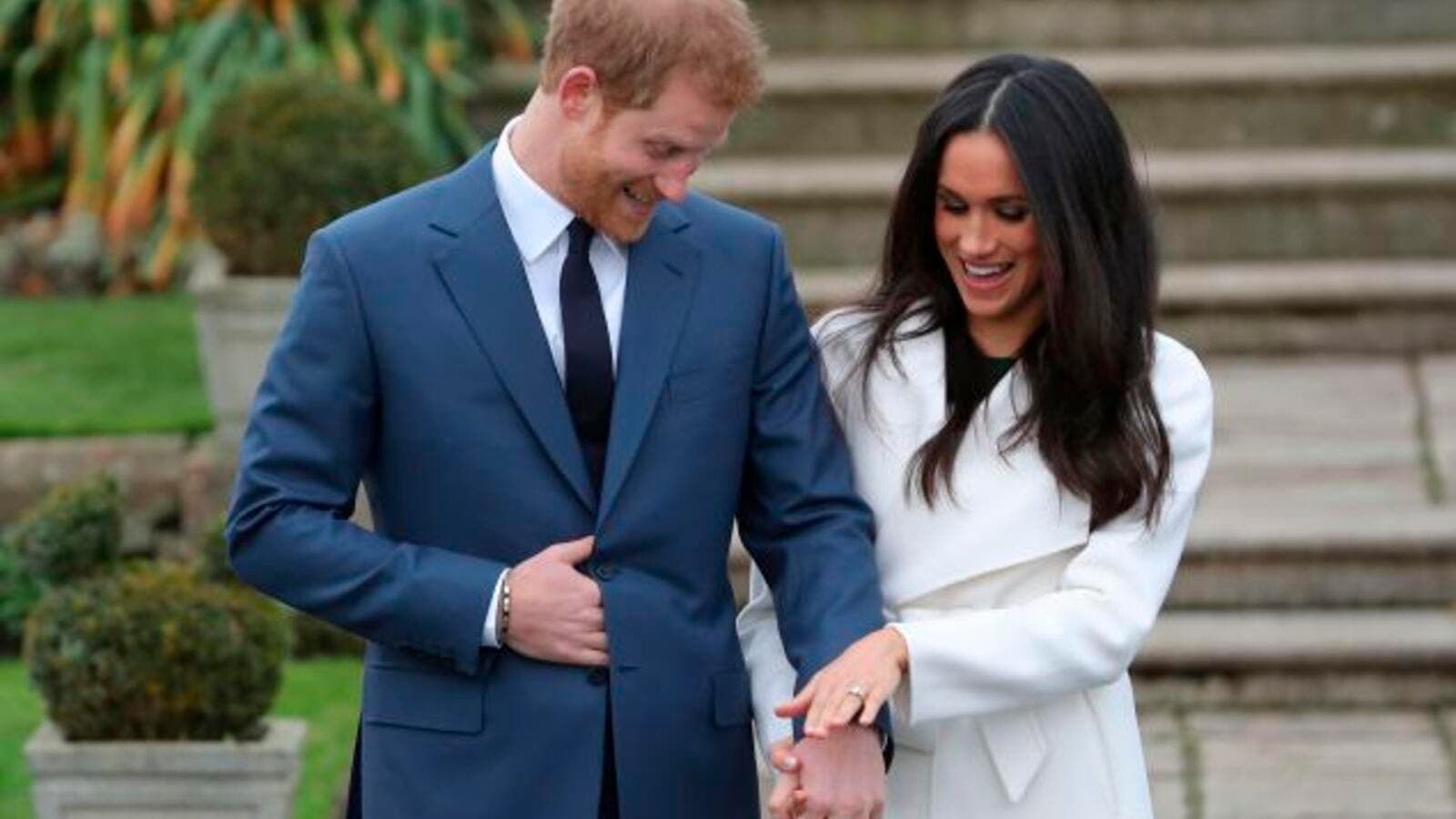 Prince Harry and Meghan Markle get ready for that great day when they tie-the-notch (AFP/File Photo)