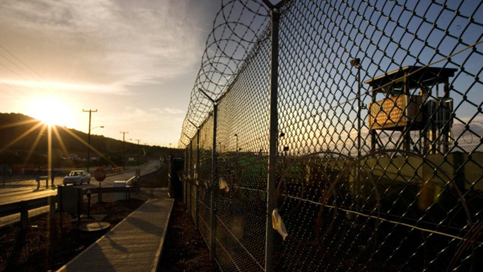 The Guantanamo Bay detention facility holds 132 remaining detainees. (AFP/File)