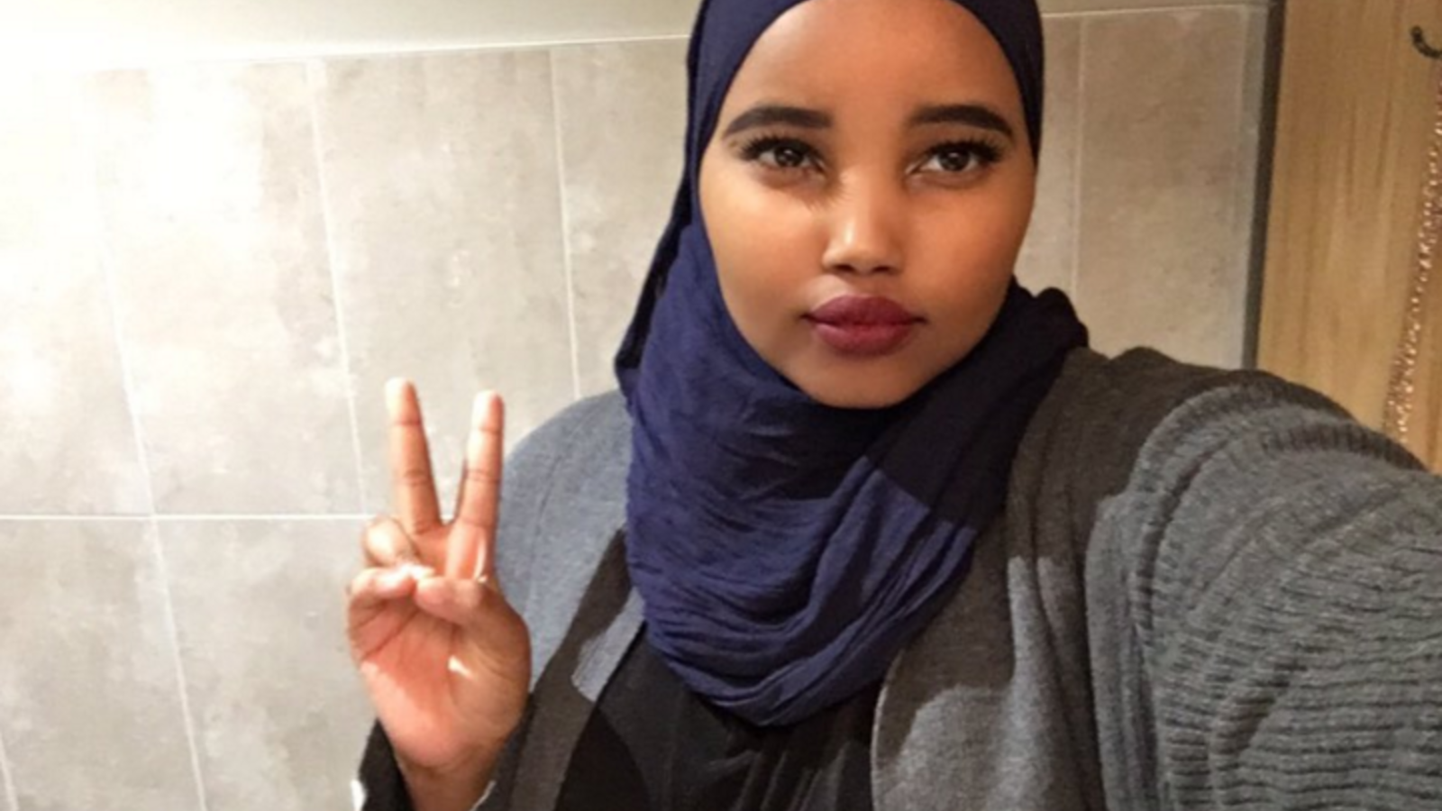 #NotYourRespectableHijabi sees Muslim girls fight back against being told not to wear makeup