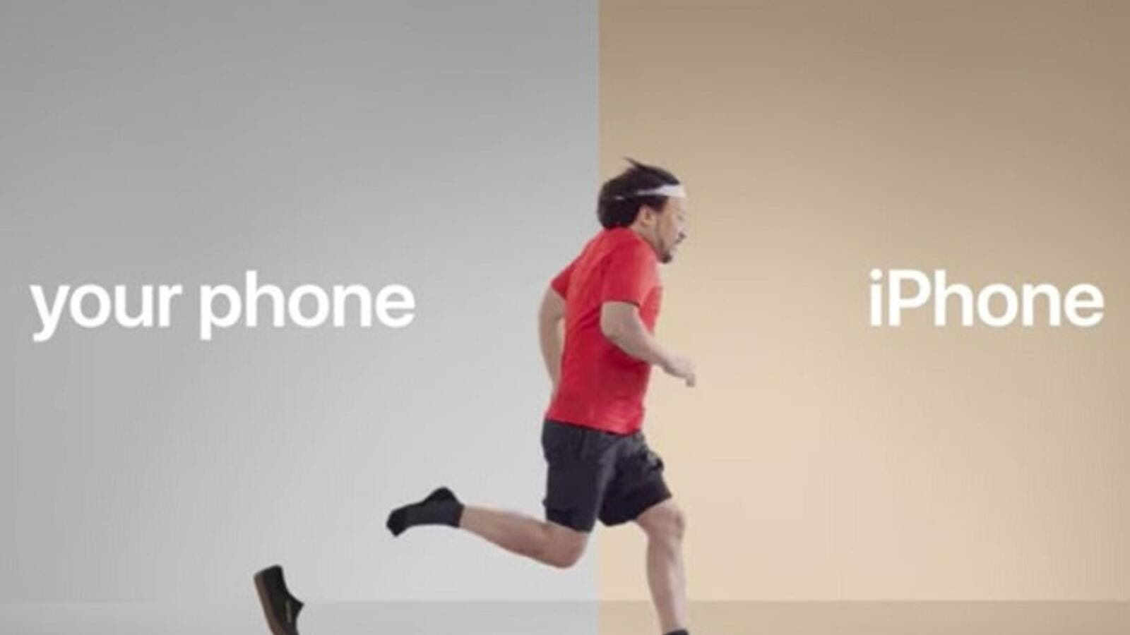 "Apple launches the ""Switch to iPhone"" campaign to win over Android users. (YouTube)"