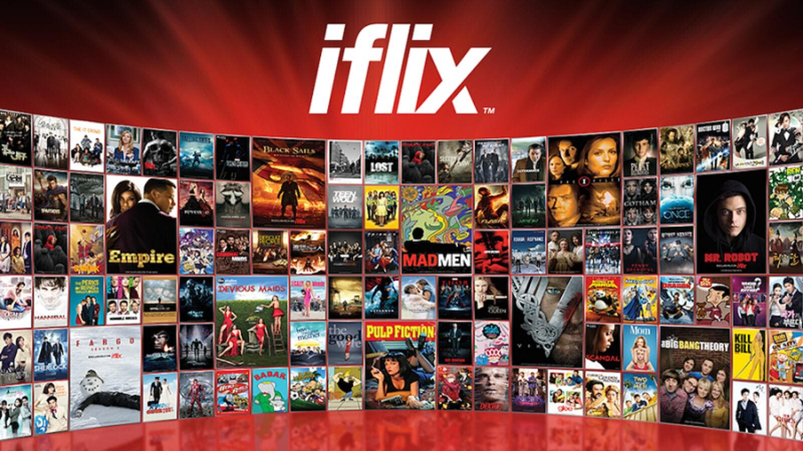 Drop the remote control, 'iflix Arabia' launches internet TV