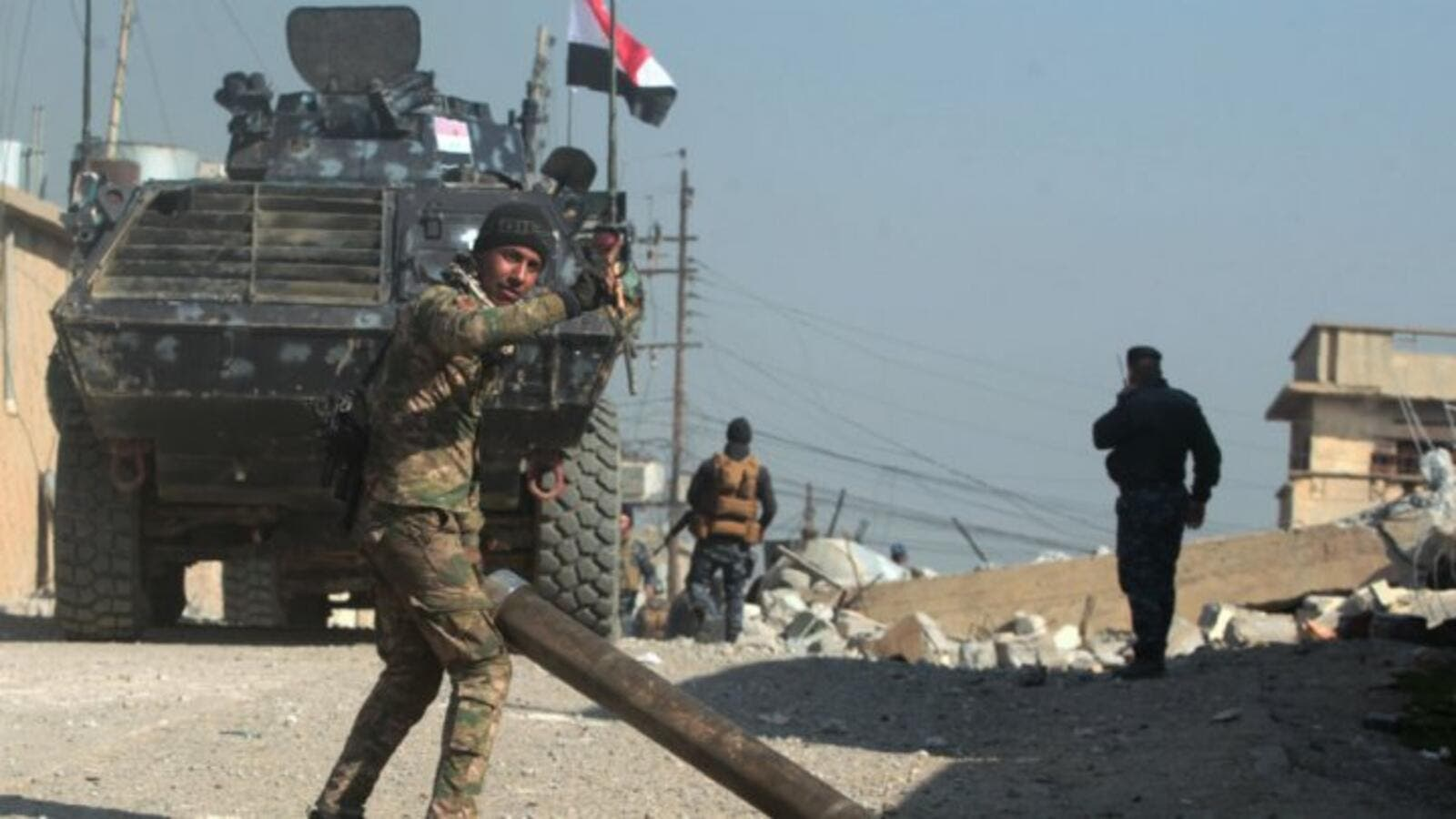Iraqi forces (AFP/File Photo)