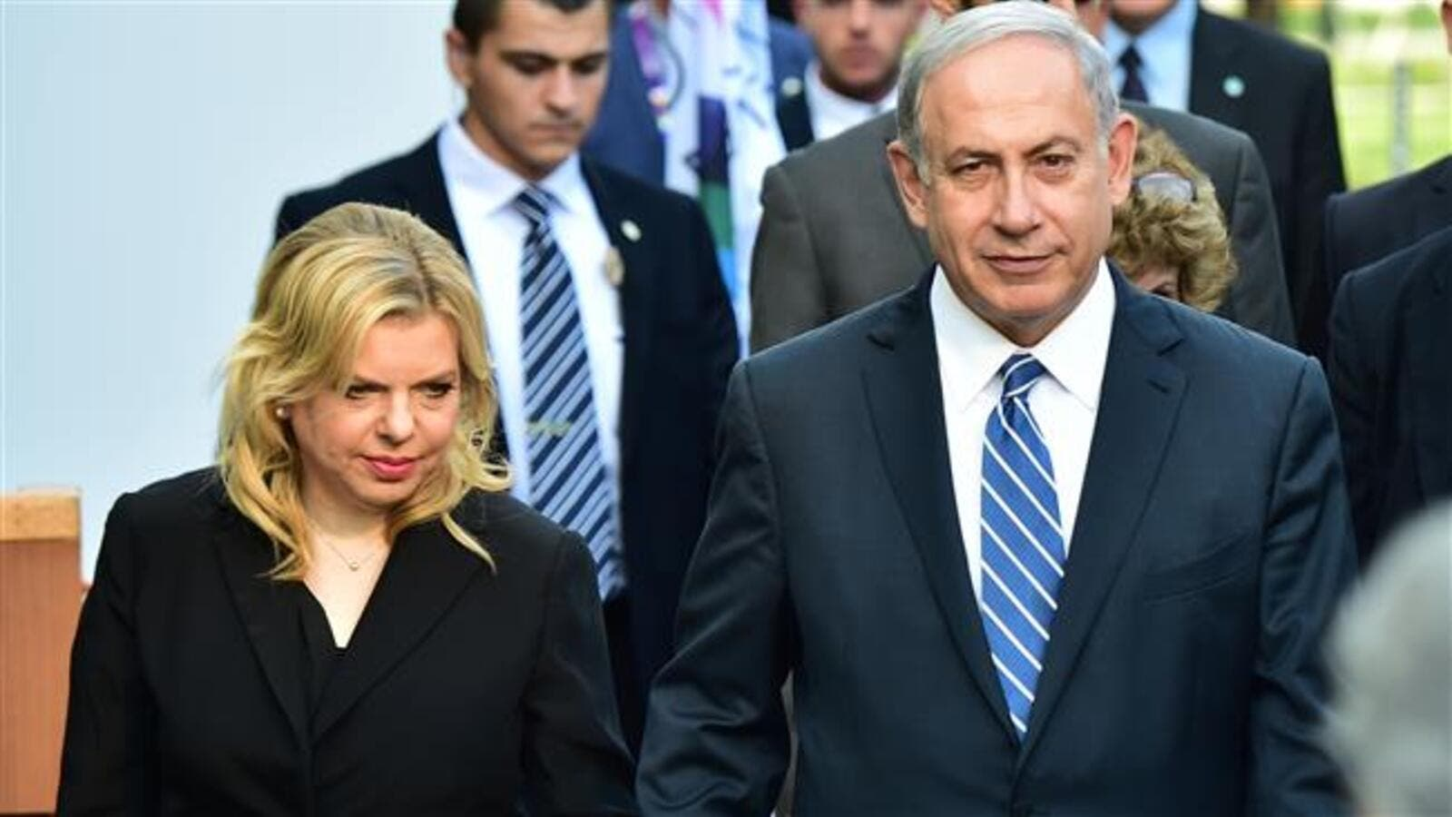 Israeli Prime Minister Benjamin Netanyahu and his wife estimated to be questioned in the court over corruption allegations. (AFP/ File Photo)