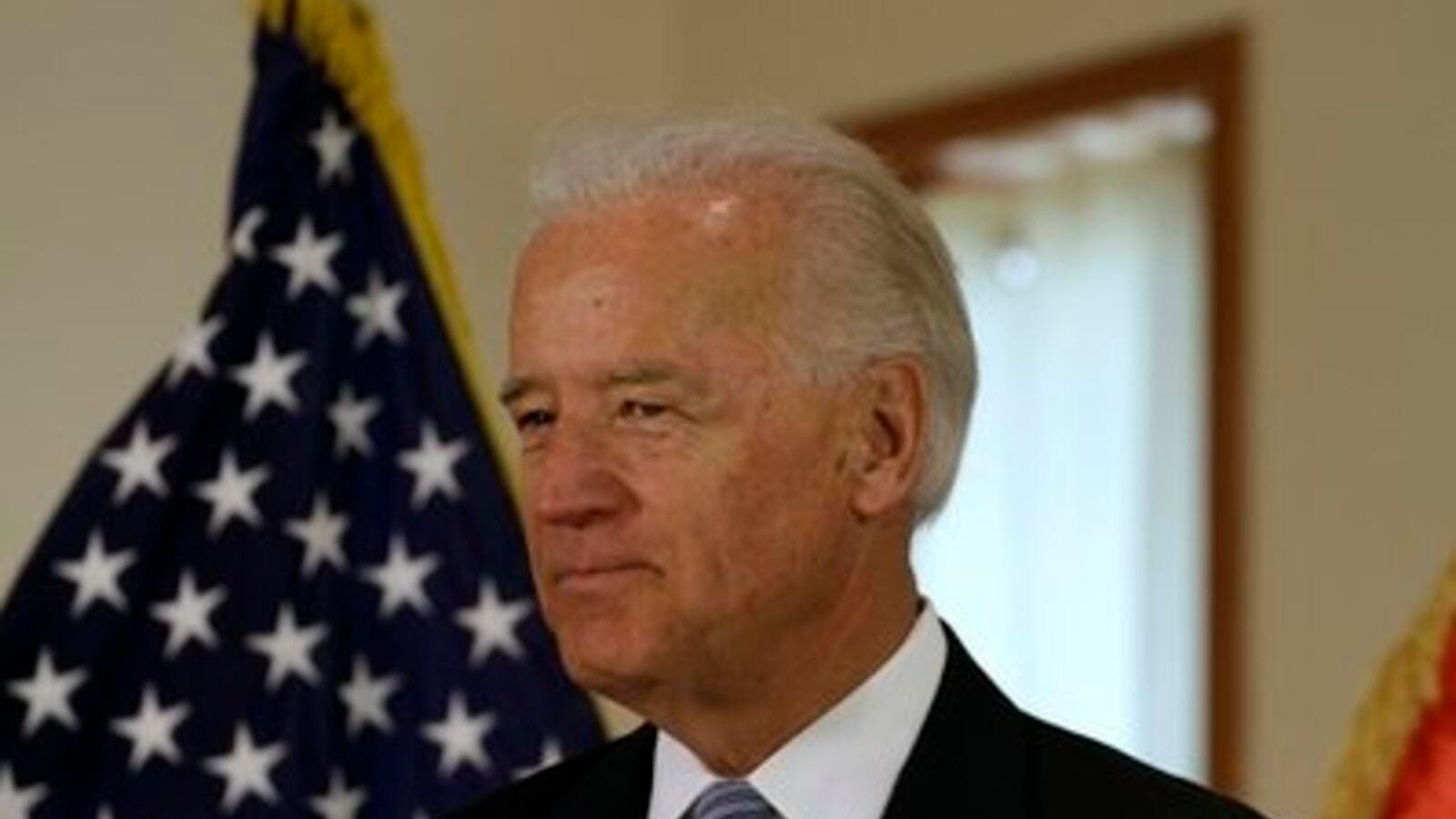 US Vice President Joe Biden is leaving on Saturday to tour the Middle East. (AFP/File)