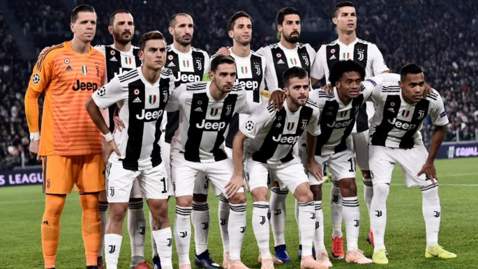 Juventus In Jeddah For Italian Super Cup Al Bawaba