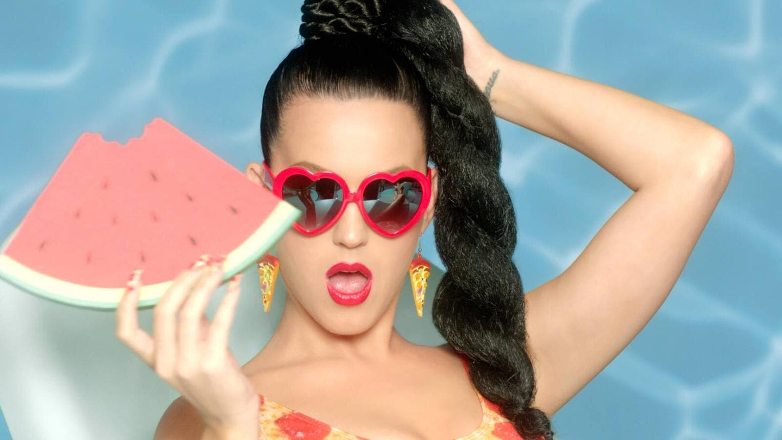 American singer Katy Perry will perform at the Dubai Airshow in November. (Facebook)