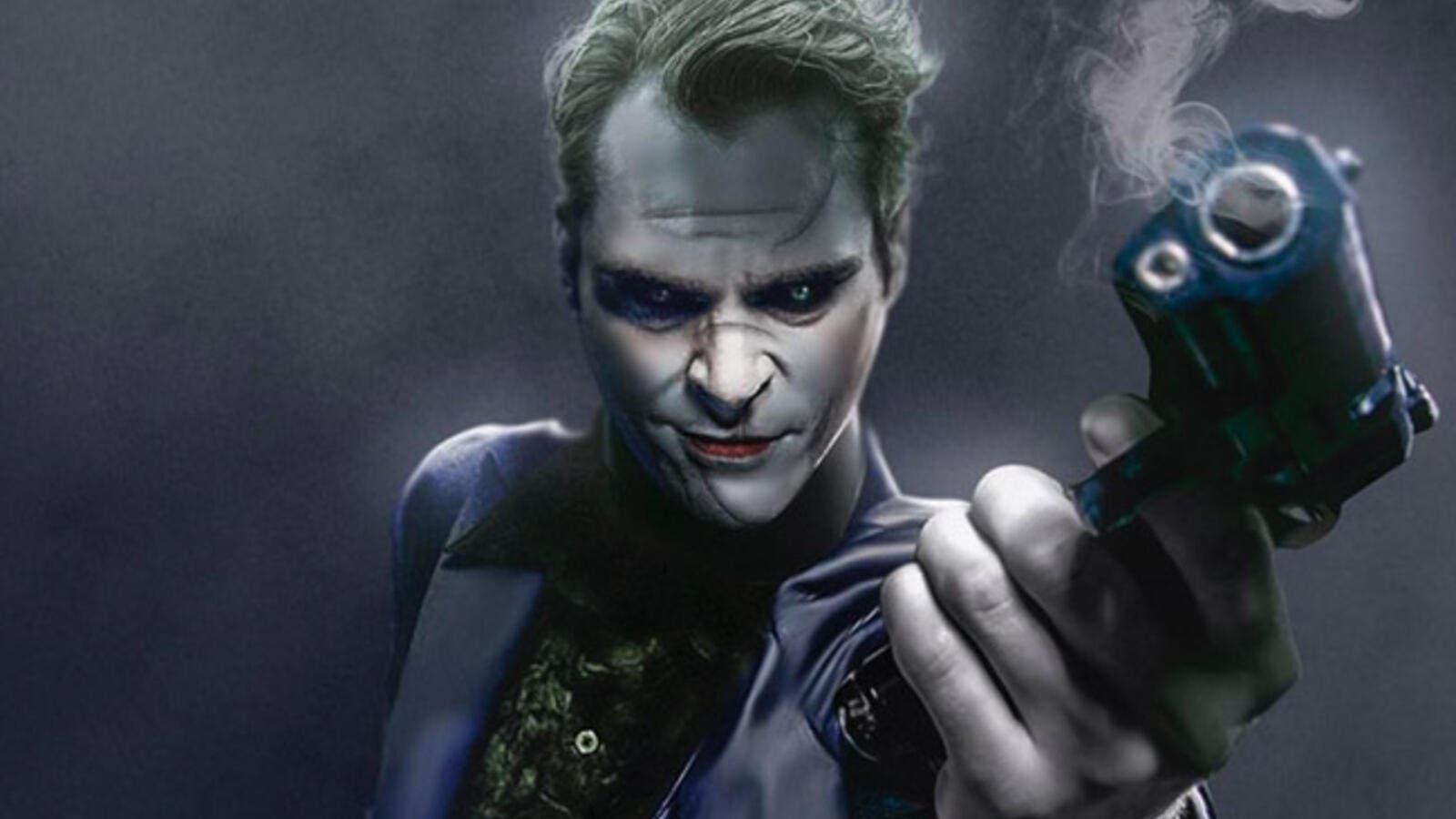 Joker Origin Film Is To Be Released On October 2019 Al Bawaba