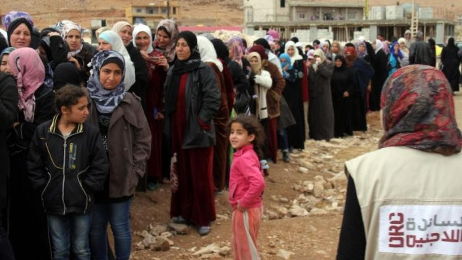 Some 10,000 Syrian refugees in Lebanon's Bekaa Valley have been ordered to pick up and move elsewhere. (AFP/File)