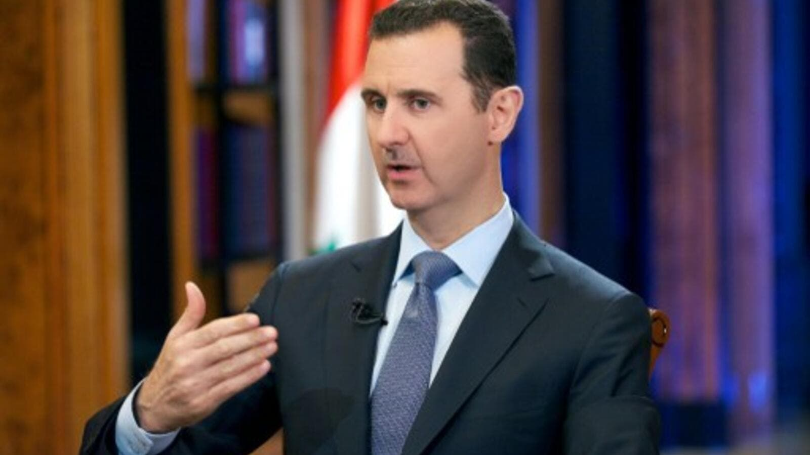 Western powers have previously said that Assad would have no future role in Syria's government, but now they seem to be changing their stances (File Archive/AFP)
