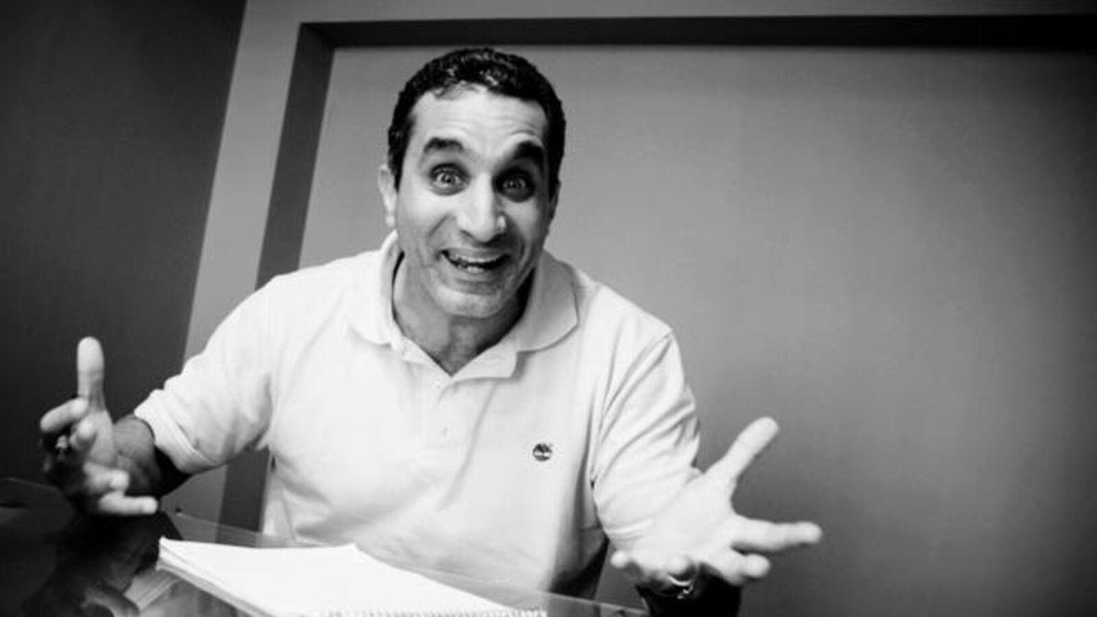 The US Embassy in Cairo caused a Twitter storm after tweeting support for satirical comic Bassem Youssef