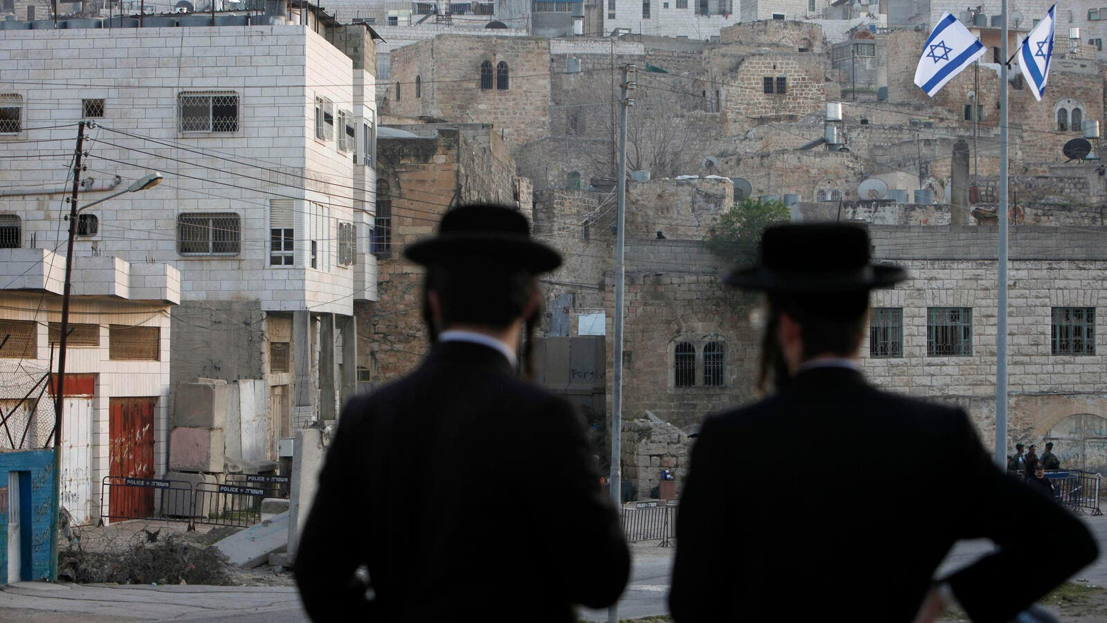Israel's Economy Minister wants the Jewish state to annex parts of the West Bank where many Israeli settlers live (File Archive)