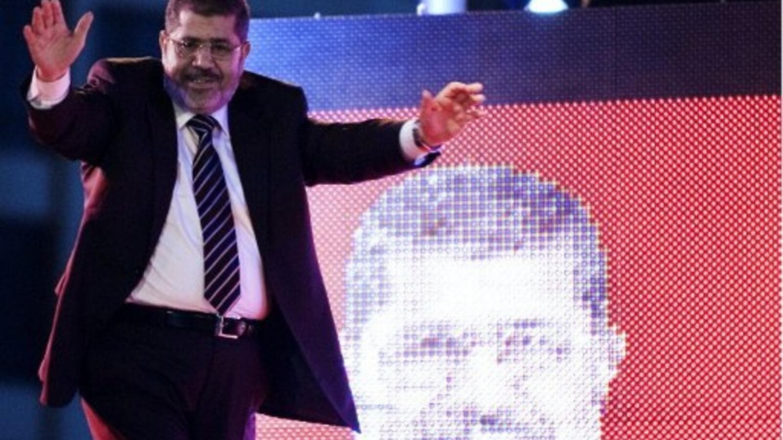 Mohamed Mursi goes for broke