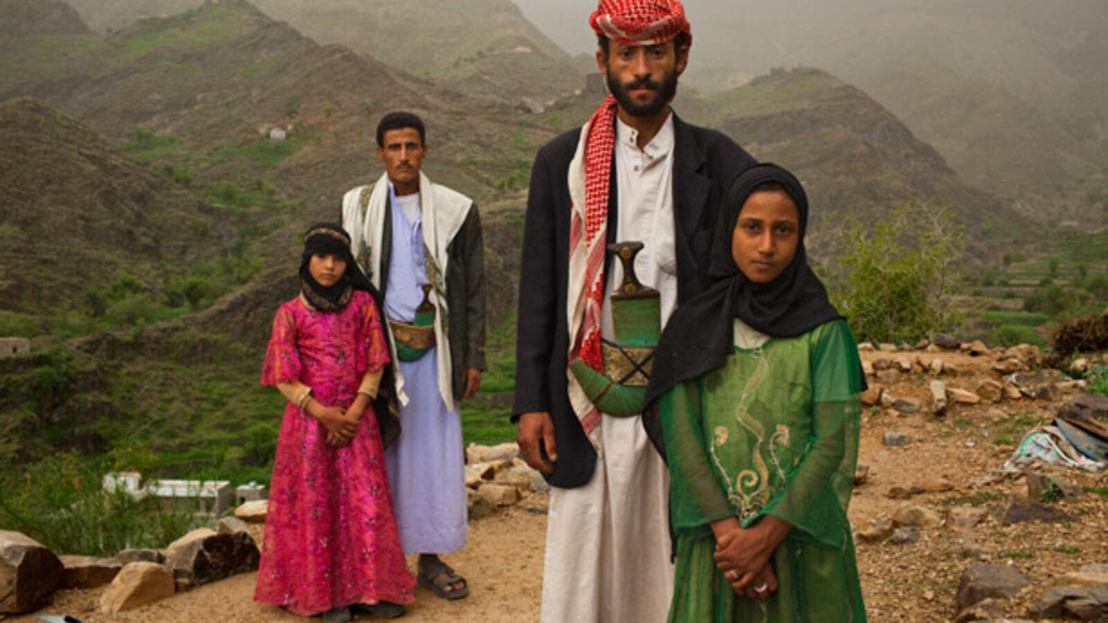 Yemeni officials recently thwarted the wedding of a 12-year-old girl. (Image for illustrative purposes from Presstv.ir)