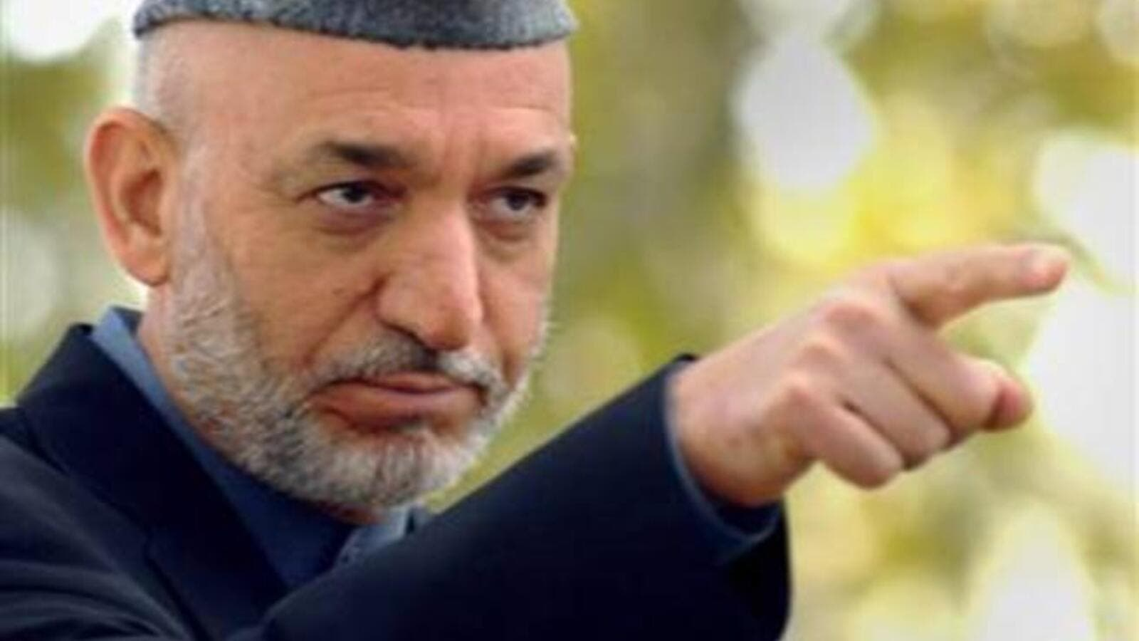 Afghani President Karzai points to the West whenever things go wrong in his country. Could he be right?