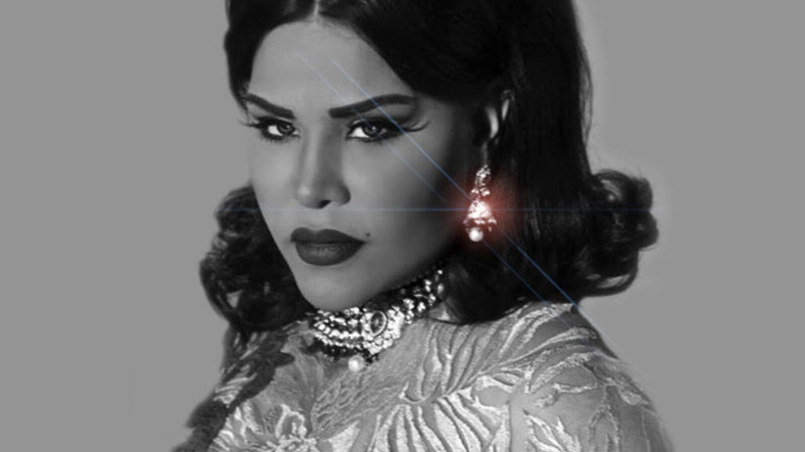 They say in the West, 'Treat them mean, keep them keen,' so is Ahlam right? (Image: Facebook)
