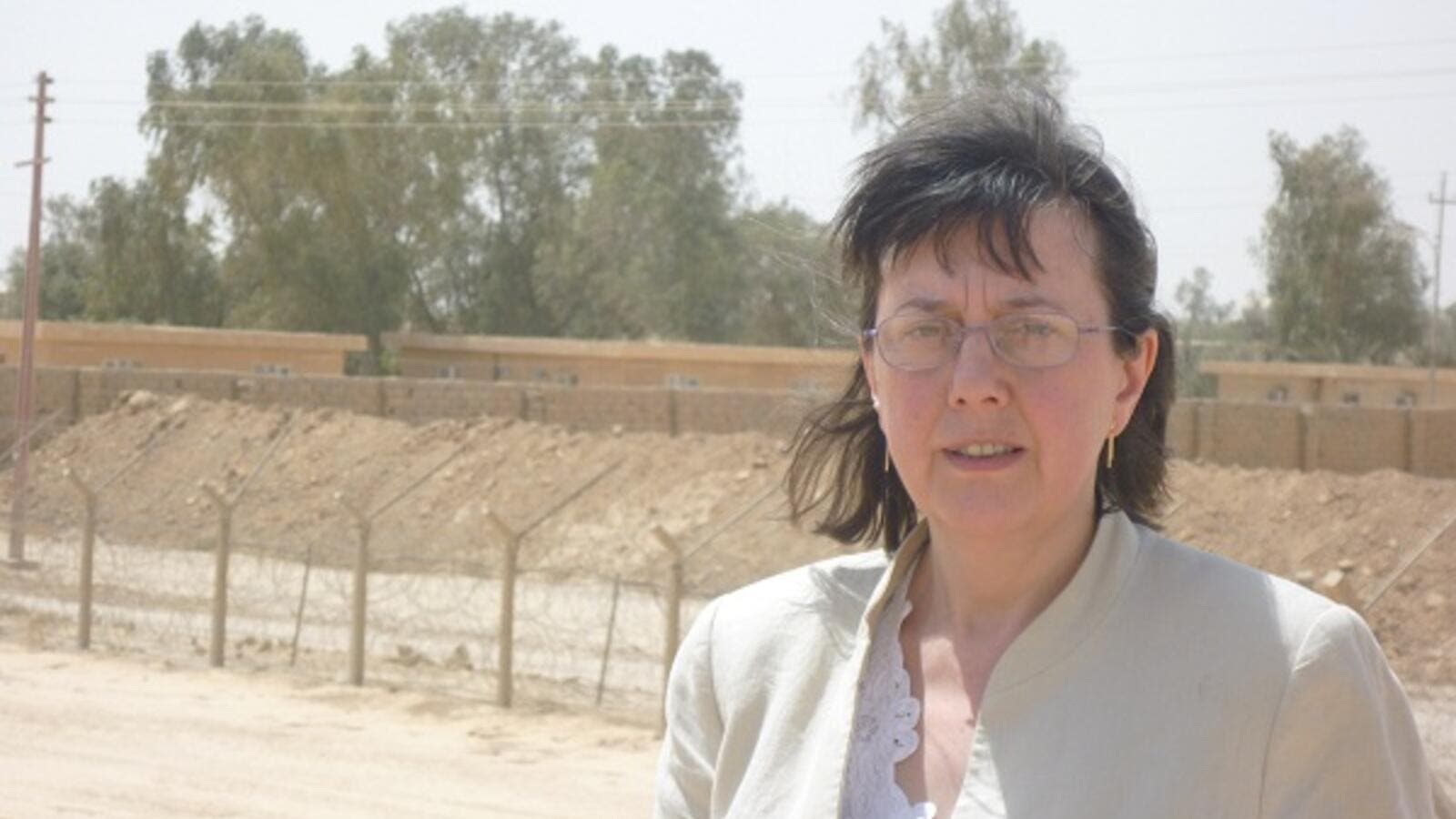 British housewife, Anne Singleton, denies being a spy for the Iranian secret service (Photo: Iran-Interlink)