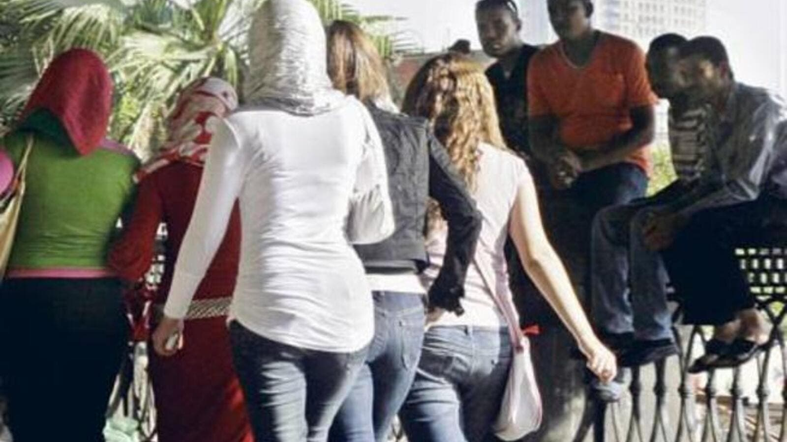 "Egyptian female students are now faced with threats of ""going to Hell"" if they continue to wear pants at an Alexandria university. (Photo used for illustrative purposes)"
