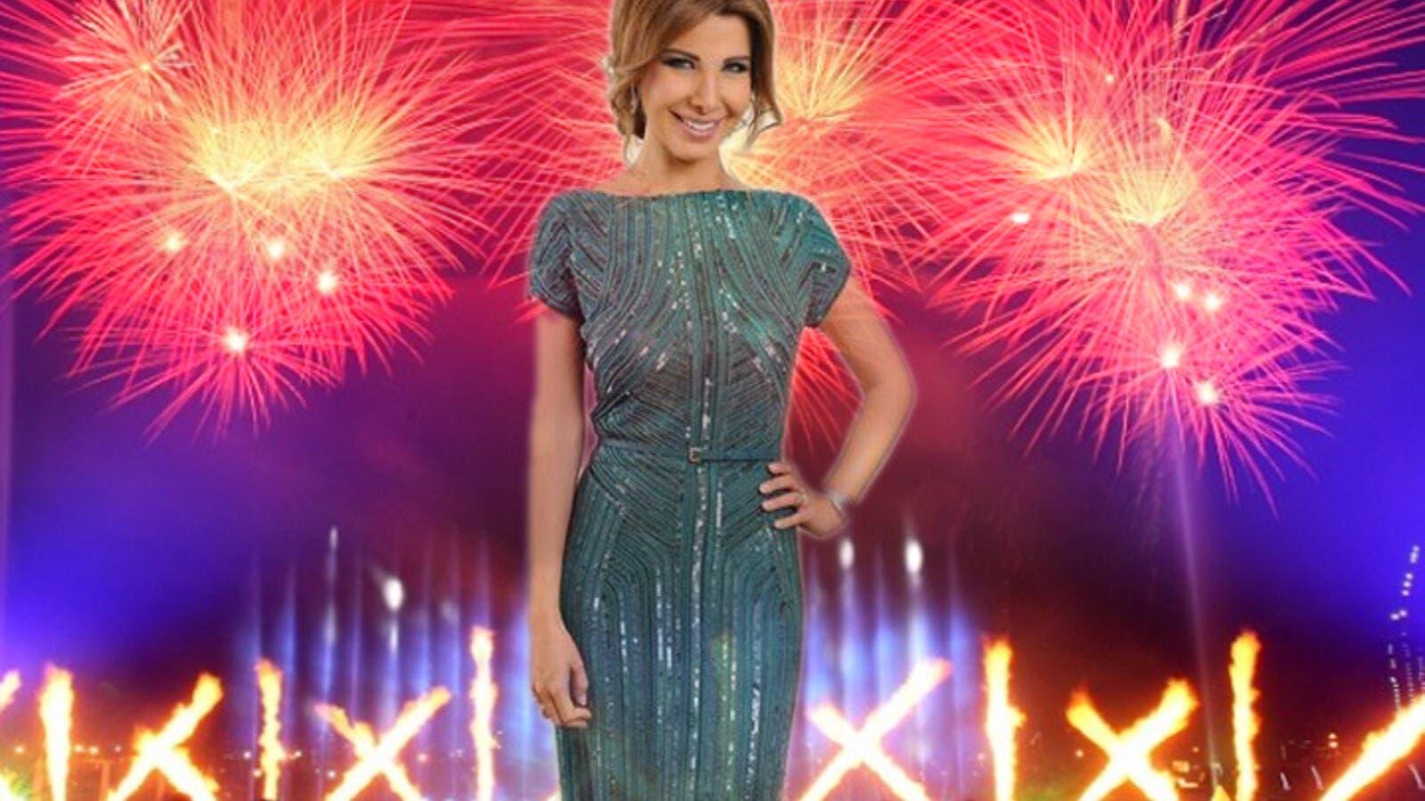 Nancy Ajram the highlight of Dubai Shopping Festival '14
