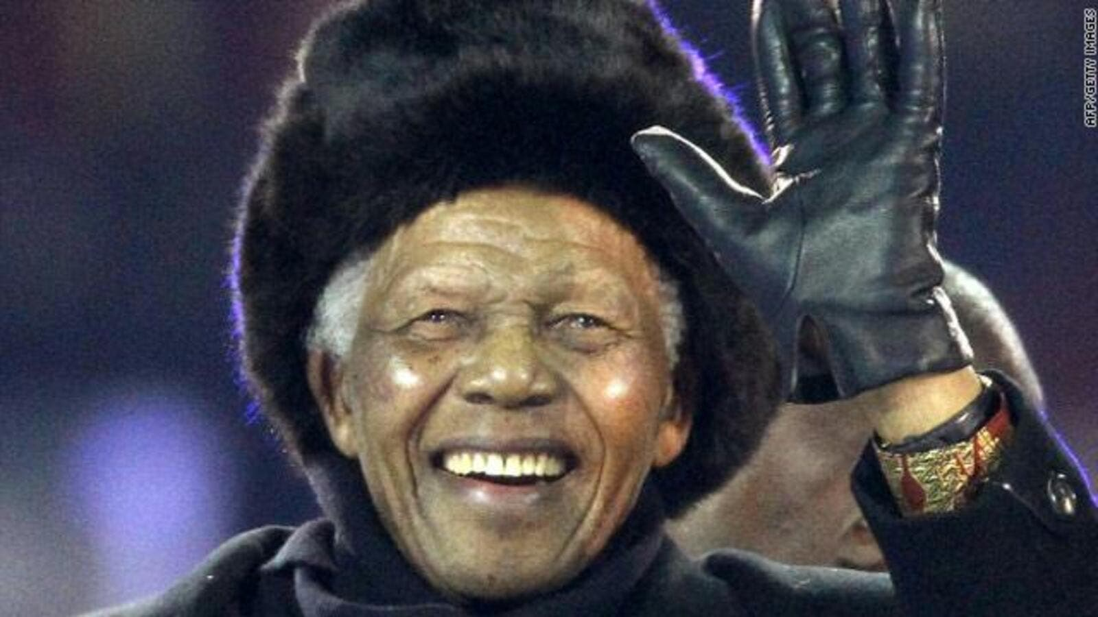 Arabs say farewell to an ally and a hero, Nelson Mandela.