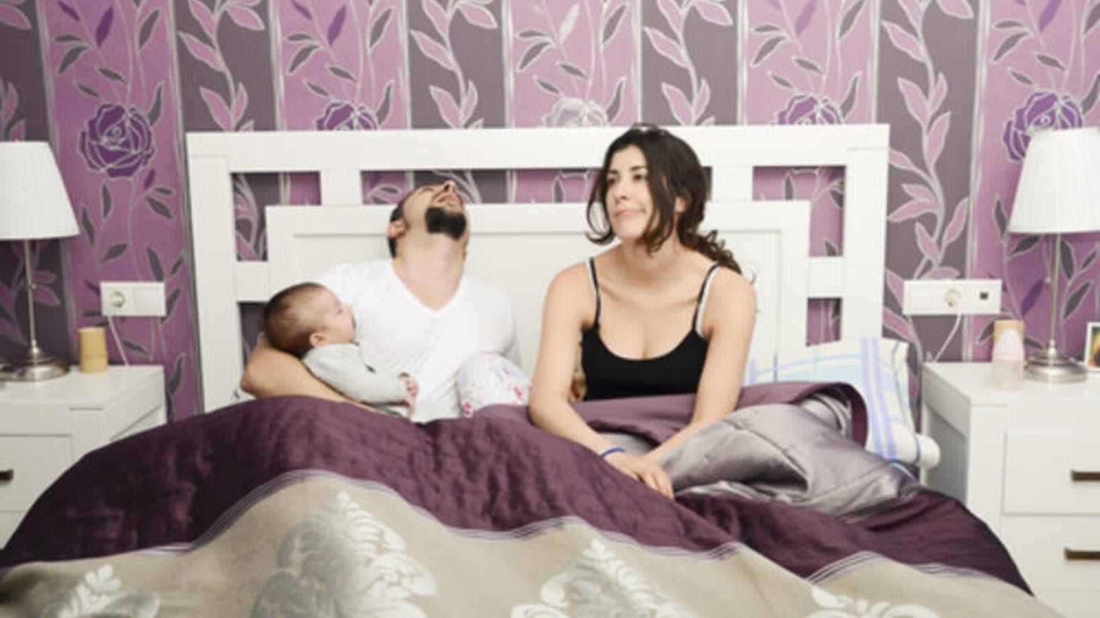 217768098b126 8 نصائح مهمة للأزواج بعد قدوم المولود الأول