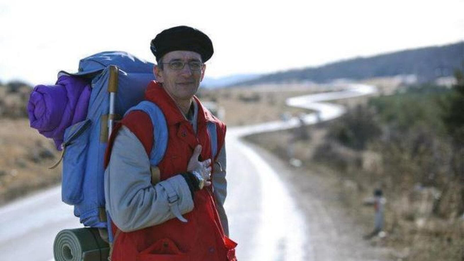 Senad Hadzic did the 6000 kilometer journey between Banovici and Mecca on foot