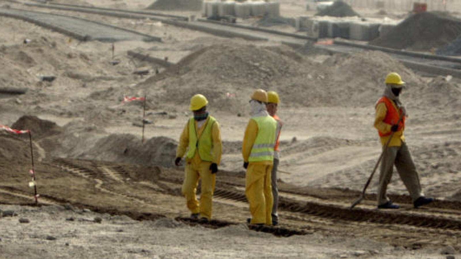 Workers in Abu Dhabi (AFP/File Photo)