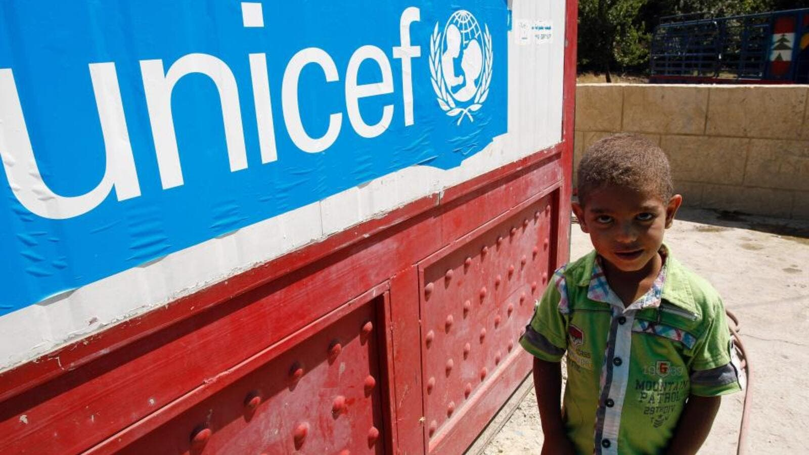 The UN children's agency Unicef comes to the aid of children caught up in crises worldwide (AFP/File Photo)