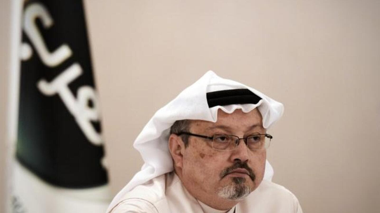 Khashoggi, a Saudi national and columnist for The Washington Post, was last seen entering the his country's consulate in Istanbul on October 2. (AFP)