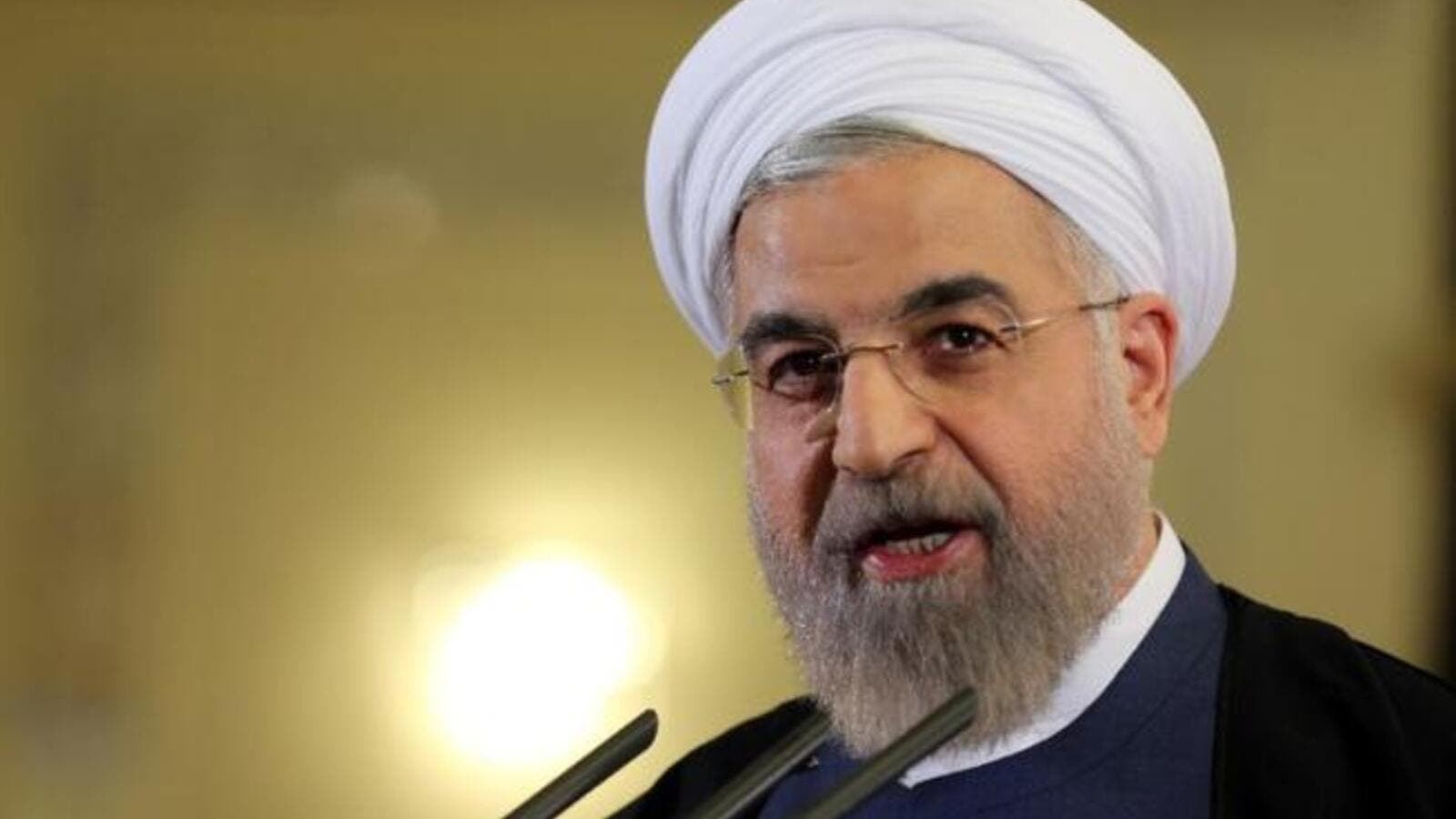 Iran's president said Wednesday the country was facing its toughest economic situation in 40 years. (AFP)