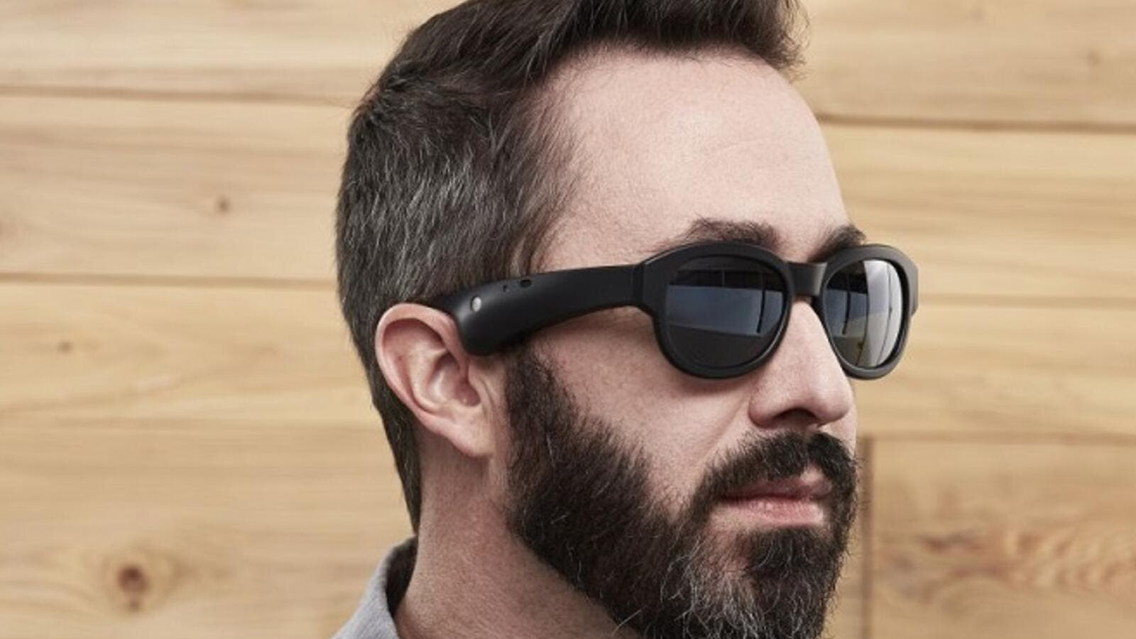 The glasses won't change what you see, but rather add a useful or enjoyable 'audible layer' to what you hear. (Tech Radar)